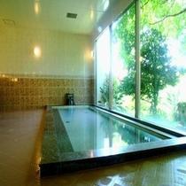 【喜瀬の湯】クラブハウスの大浴場