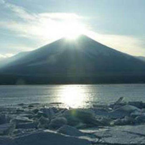 田貫湖ダイヤモンド