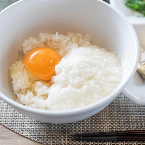 健康無料朝食 平日6時~8時30分 日祝6時~9時まで♪