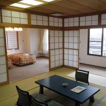 和洋特別室(バス・トイレ付)
