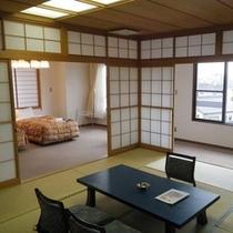 ◆和洋室*特別室*/バス・トイレ付◆