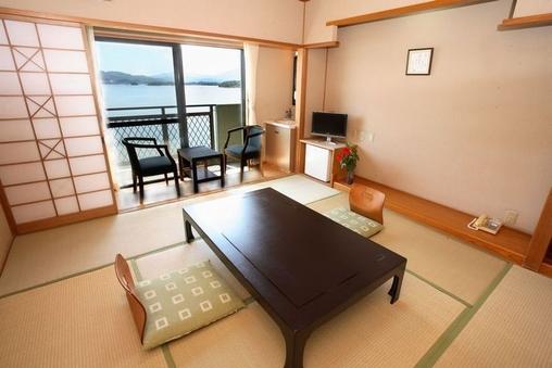 渚館【海が見える和室】 お部屋からの景色は最高!