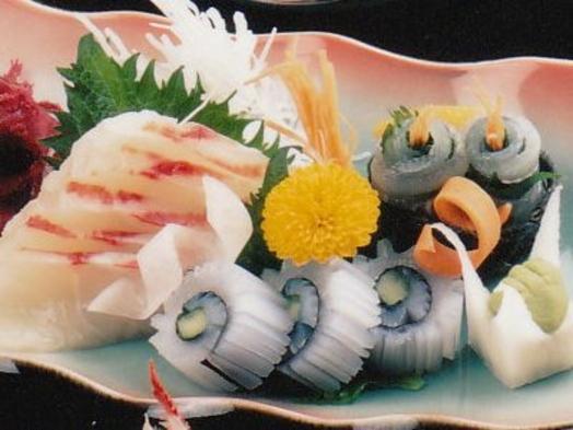 【個室食】 柳港直送地魚スタンダードコース