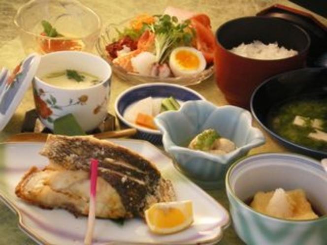 【レストラン】焼き魚定食