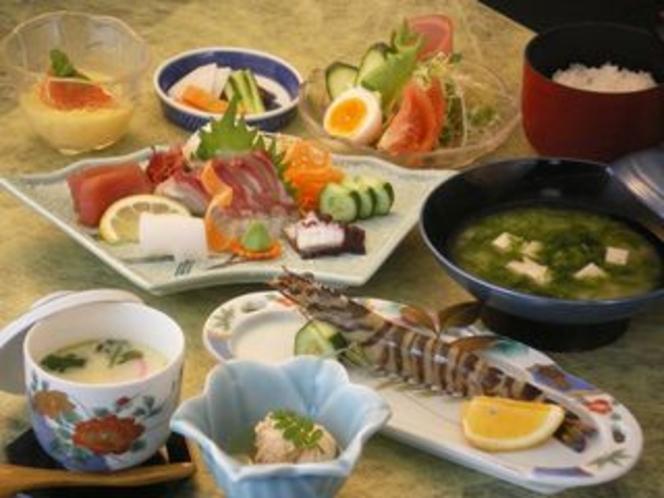 【レストラン】刺身定食