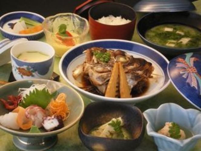 【レストラン】人気の渚定食02
