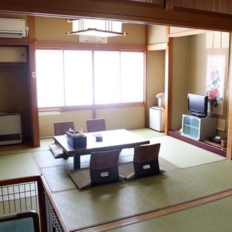 【別館】わんこと泊まれる16畳の広々和室