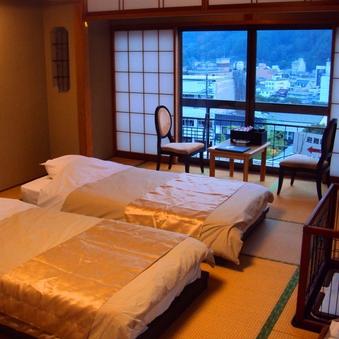 【別館】わんこと泊まれる景色の良い最上階和室