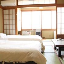 【わんこと泊まれるローベッド和室】ナイトクラブ隣接のお部屋