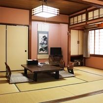 【☆一般客室棟☆】日常から離れた落ち着きの和の空間 純和室