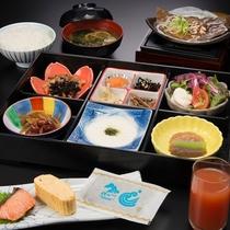 飛騨の食材でご用意する和朝食♪