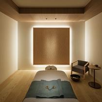 個室「Wood」