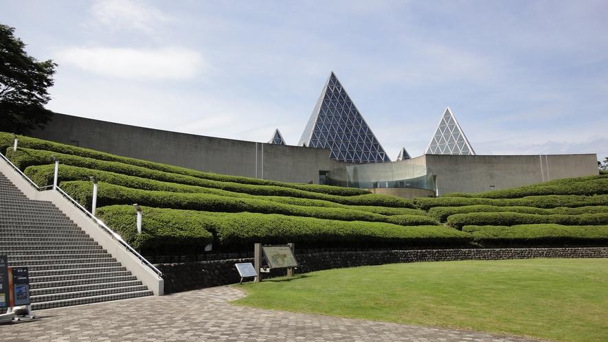 *【仁摩サンドミュージアム】一年計砂時計で有名な≪仁摩サンドミュージアム≫になります。