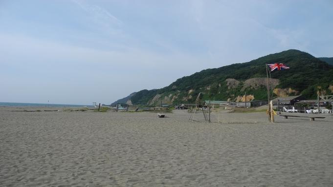【夏休み】は【海】のきれいな寺泊で決まり!一泊二食付ハーフバイキングプラン