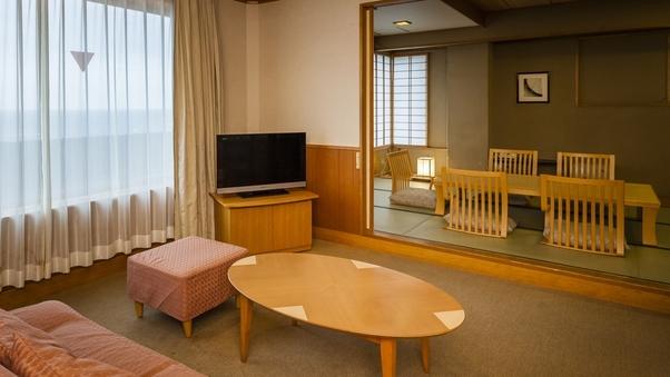 ★和室12畳+リビング★海側/禁煙