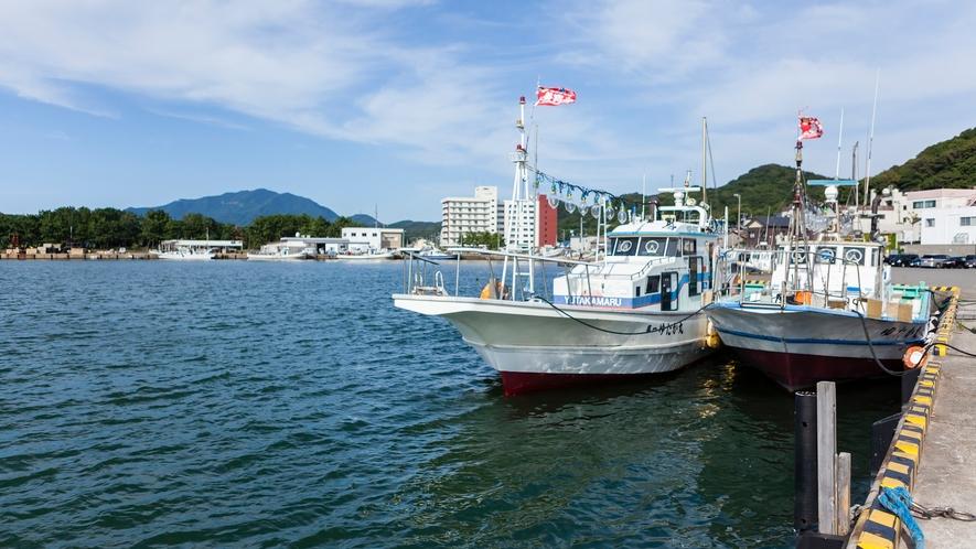 寺泊漁港イメージ1