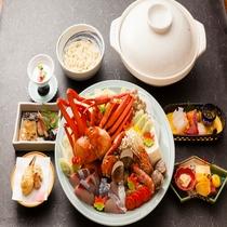 鍋プラン 寺泊海鮮鍋