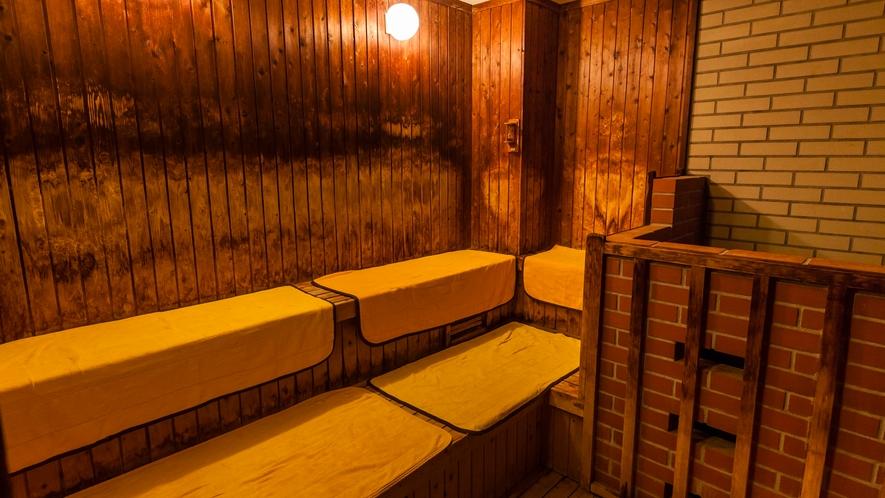大浴場 サウナルーム1