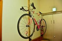 自転車ラック・全6台収容可能