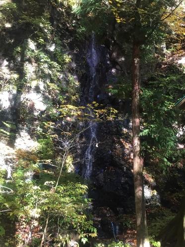 清瀧の滝 秋