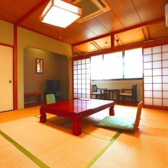 【新館】和室10畳(トイレ付き)