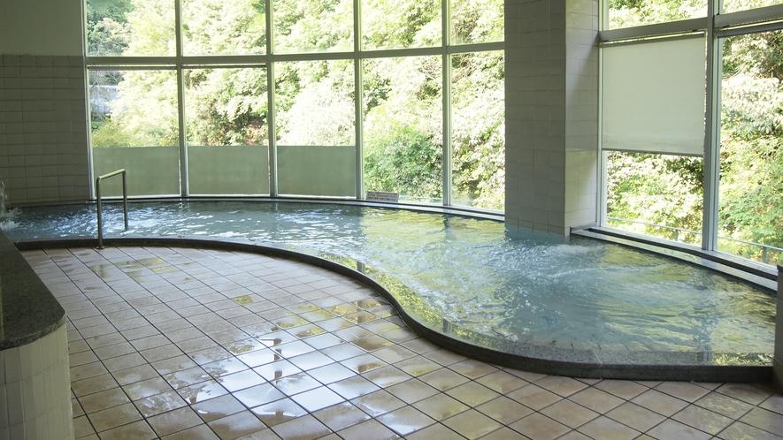 *【風呂】「すっぴん美人の湯」として親しまれている鈍川のいで湯でリラックス♪
