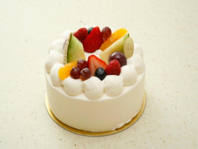 ホールケーキ♪