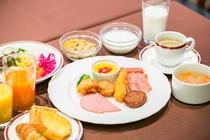 【朝食】盛り付け例◎洋食◎♪