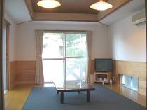 10畳1間タイプの部屋