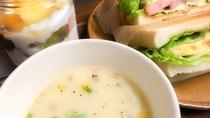 季節のスープ