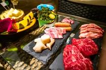 BBQプラン牛ヒレ肉