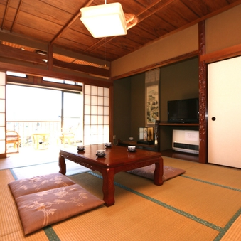 【2〜4名】10畳和室