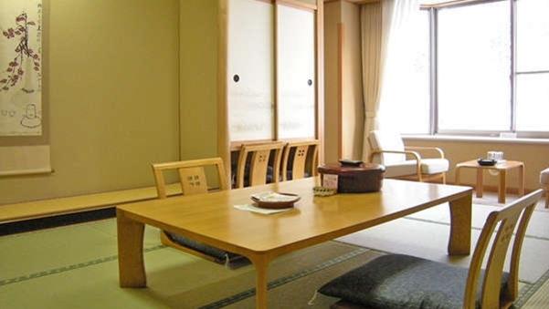 利根川を望む和室8畳(禁煙・トイレ付)