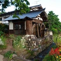 【たくみの里】木工、竹細工、和紙などの様々な伝統的な手作り体験ができます。
