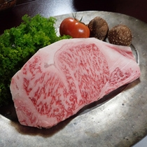 大分が誇るブランド・豊後牛の最高級ステーキ