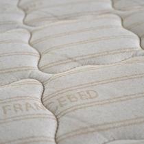 ベッドはフランスベッド社!