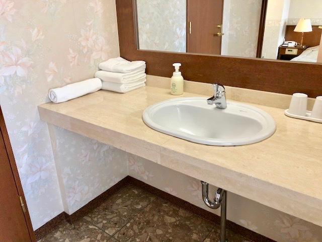 【DXツインルーム】洗面台