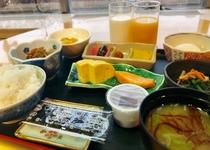【朝食】和食セットメニュー2