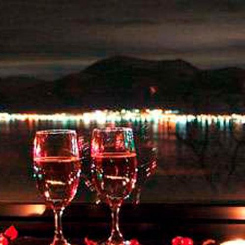 *【記念日】大切な人と一緒に、お部屋から2人で見る綺麗な景色は特別な思い出☆