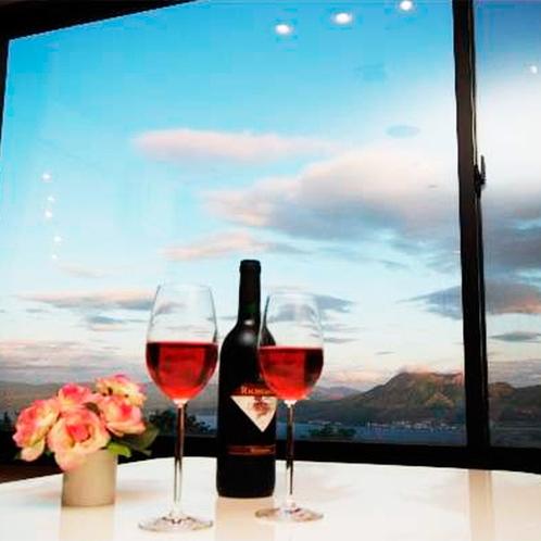 *【記念日】サプライズでシャンパン、ワインやケーキのご用意も出来ますのでご相談ください☆