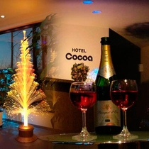 *【クリスマス】クリスマスシーズンは館内でイベントも開催予定!