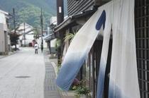 【勝山町並み保存地区】