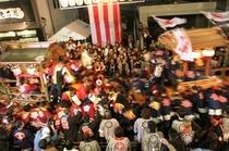 秋祭りシリーズ(久世)