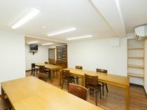 リニューアル食堂
