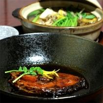 *別注、連泊のお客様にはご希望で鯉料理もお出ししております。臭みが無く、食べやすいと評判です。