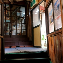 *上り下りは階段をご利用いただきます。