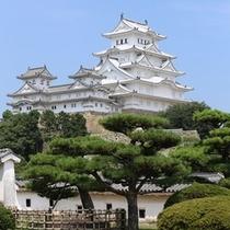 【姫路城】西の丸から