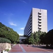 市役所本庁舎
