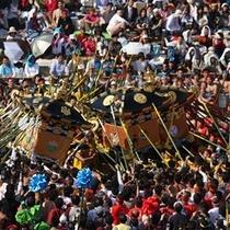 灘のけんか祭り(神輿)