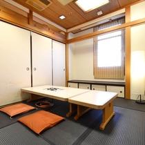 ■銀ゆば個室